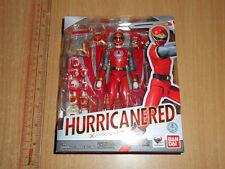 ** Bandai SH Figuarts(SHF) Ninpuu Sentai Hurricaneger Hurrican Red
