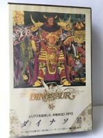 "PC-9801 Dainasoa DINOSAUR 3.5""2HD 3D RPG Falcom Software Rare Japan"