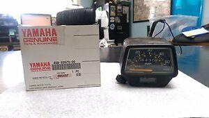 Used Yamaha Speedometer For YFM350FW YFM400FW Big Bear Kodiak 4GB-83570-00-00