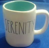 *NEW* Rae Dunn  ~SERENITY~ Coffee Mug ~ Magenta ~ Artisan Collection