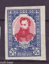 Litauen Nr.  357 B  **  Lietuvos Valkas - Litauische Kind  Zeitung Ausra