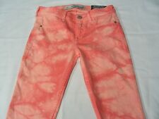 ABERCROMBIE & FITCH - SUPER SKINNY ANKLE - SIZE 2 / 26 WAIST - DESIGNER JEANS!