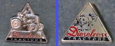 2 petits badges pub Dieselross Tractors / tracteurs ( Fendt )