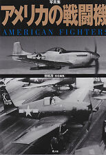 AMERICAN FIGHTERS - 2001 - US AVIATION - EN JAPONNAIS