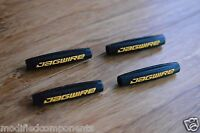 4PC Jagwire frame protector cable sleeves *** mountain, road bike, bicycle ***