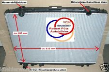 Wasserkühler, KÜHLER Motorkühler, Ford RANGER 2,5 TDCi - 3,0 TDCi ab 05.06-