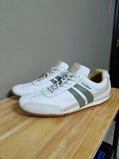 Palladium Size 14 Fashion Sneakers White Leather Men's Shoes Excellent condition