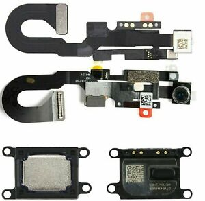 For IPhone 7 Front Camera Sensor & Siri Microphone Flex Cable + Ear Speaker Part