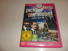 PC Jack the Ripper: Letters from Hell