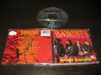 Ramones CD Mundo Bizarro