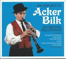 Acker Bilk - The Very Best Of - Greatest Hits 2CD NEW/SEALED