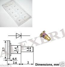 1x  3A726G Oscillator Gunn diode 12.05 - 13.5 GHz  300mW
