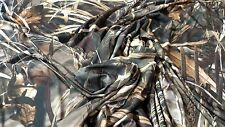 "REALTREE MAX 4 HD MOISTURE WICKING 4-WAY STRETCH CAMO FABRIC 60""W PERFORMANCE"