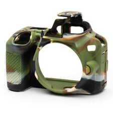 EasyCover Silicone Skin Armour Nikon D3500 in Camouflague + Screen Protector