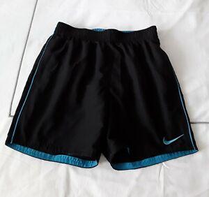 Nike Boys Swim Shorts. Age 13/15 yrs. Black.