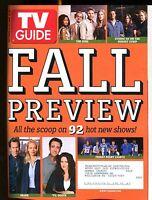 TV Guide Magazine September 11-17 2006 Fall Preview EX w/ML 122016jhe
