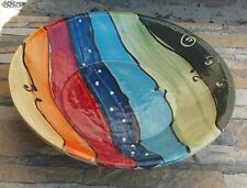 Pastateller Suppenteller Salatteller 26cm Handarbeit Keramik Balame
