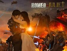 Romeo and Juliet : The War by Max Work (2012, Hardcover, Collector's)