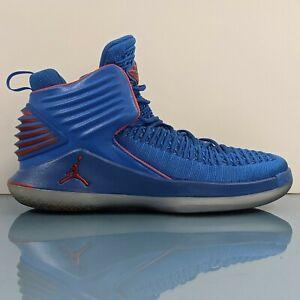 NIKE Air Jordan XXXII 32 BG Youth 7 Y Womens 8.5 Hi Top Westbrook Sneakers Shoes