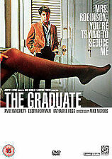 The Graduate (DVD, 2008) cinema's most famous Milf and music