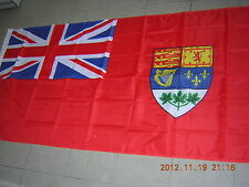 100% NEW British Empire Flag 1921-1957 Canada flag WWII Red Ensign 3X5ft GB EIIR