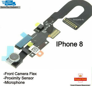 For IPhone 8 Front Camera, Sensor & Siri Microphone Flex Cable Part Replacement
