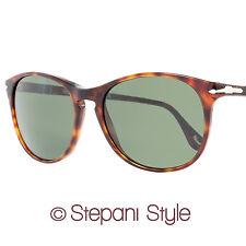 Persol Oval Sunglasses PO3042S 24/31 Size: 54mm Havana