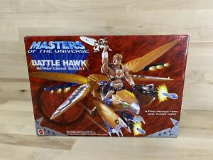 Battle Hawk He Man Mattel Masters of the Universe Action Figure New Sealed