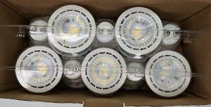 Torkase 10 Pack Dimmable MR16 LED GU10 Base 120-Volt 5000K 5W 40° 500L Spotlight