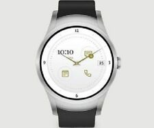Refurbished Stainless Steel  Wear24 Android Wear 2.0 42mm  Smartwatch