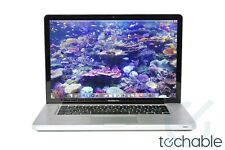 "2011 Apple MacBook Pro 15"" Laptop 2.2 i7 - 512GB SSD - 16GB RAM 90 DAY WARRANTY"