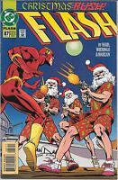 Flash #87 (1994) by Mark Waid.