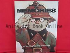 Katsuhiro Otomo 'The memory of memories' illustration art book /AKIRA, Steamboy