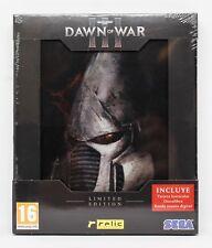 WARHAMMER 40000 DAWN OF WAR III 3 LIMITED EDITION PC ESPAÑA 40.000 NUEVO