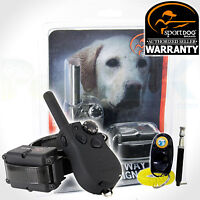SportDog SD-350 YardTrainer Dog Remote Training Collar Waterproof Rechargeable