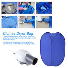 Multifunction Portable Electric Clothes Dryer Bag Folding Fast Drying Machine