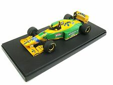 BENETTON FORD B193 SCHUMACHER 1993 NORDICA MSC MINICHAMPS VITRINE 510180002 1/18