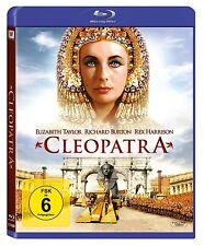 Cleopatra [Blu-ray] 1962 (NEU & OVP) Elizabeth Taylor, Richard Burton / 4 Oscars