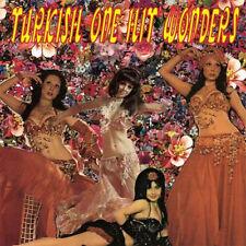 TURKISH Various LP - TURKISH ONE HIT WONDERS - Rock'n'Rock Folk'n'Fuzz 60's 70's
