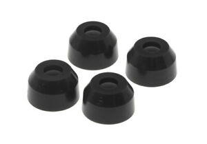 Prothane Universal Tie Rod End Boots .590X1.375in - Black - pro19-1712-BL