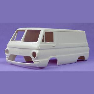 NB24 1/25 scale, Jimmy Flintstone 1967 Dodge A-100 resin body