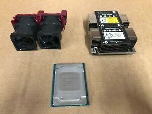 HPE DL360 Gen 10 Intel Xeon Silver 4210 10-Core (2.20GHz 14MB L3 Cache) Processo
