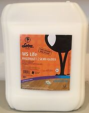 Loba Life halbmatt Parkettlack 10 Liter Wassersiegel