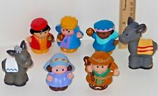 Fisher Price Little People Christmas Nativity Replacement