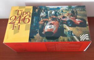 Exoto 1:18 Ferrari F1 1958 Tipo 246 #4 GPC97210