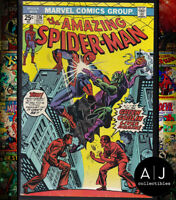 Amazing Spider-Man #136 VF- 7.5 (Marvel)