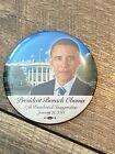 President Barack Obama January 21 2013 Inauguration 3 Inch Button Pin