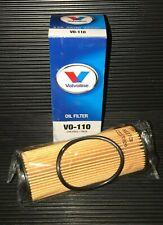 VALVOLINE VO-110 OIL FILTER  2011-2013 DODGE CHRYSLER JEEP CHRYSLER # 68079744AA