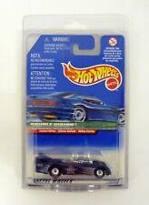 HOT WHEELS DOUBLE VISION #049 Treasure Hunt Diecast Car Foreign Card MOC 1998