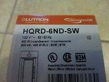 Lutron Hqrd-6Nd-Sw